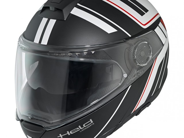 Casque modulable Held H-C4 Tour