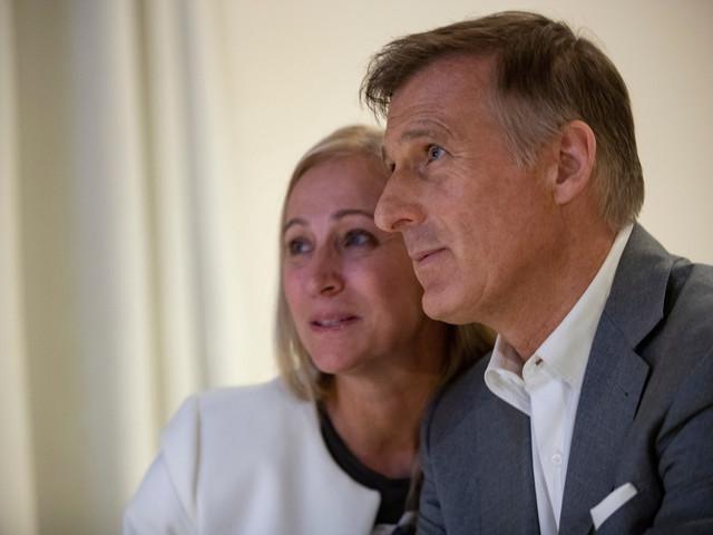 Maxime Bernier battu dans sa circonscription
