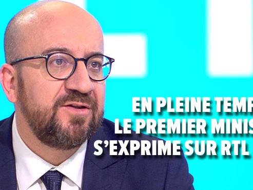 """Charles Michel se confie sur l'origine de la crise: le """"pacte migratoire est important, aucun pays ne peut résoudre cette question seul"""""""