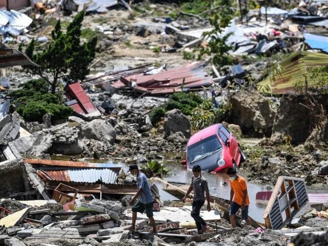 Étude : les catastrophes naturelles font croire en Dieu