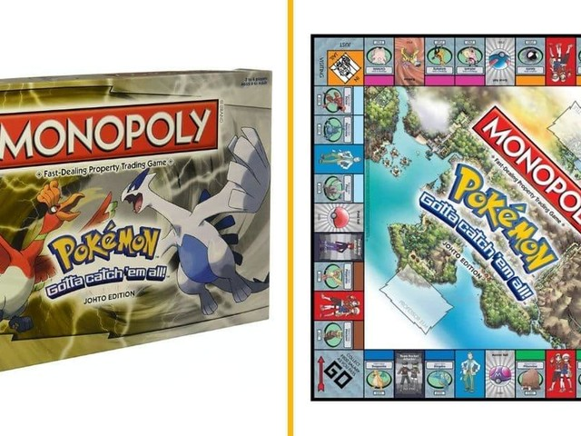 [TOPITRUC] Un Monopoly version Pokémon, de l'édition Johto