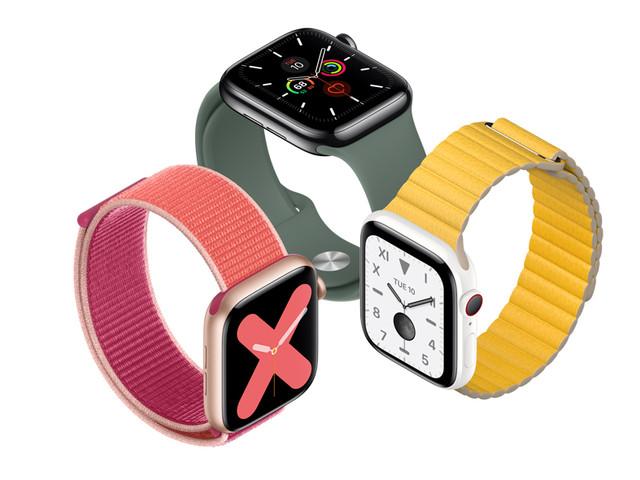 Apple Watch Series 6 : plus rapide, résistance à l'eau et connexion sans fil améliorées