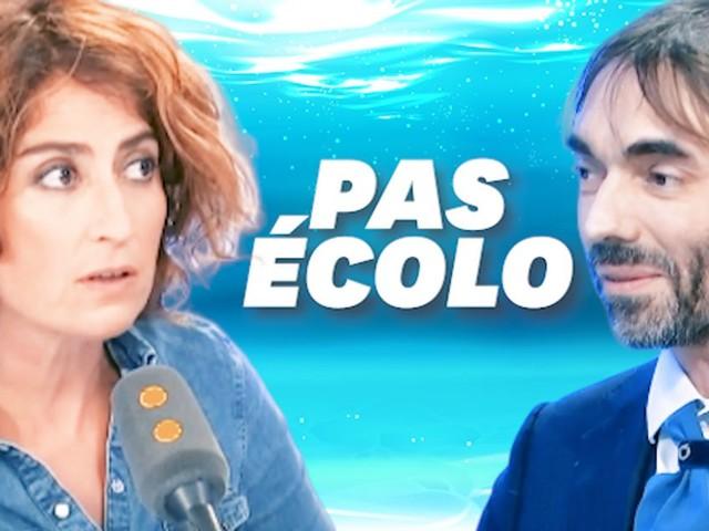 Isabelle Saporta disait du mal de Cédric Villani avant de le rejoindre