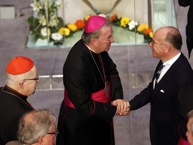 Accusé d'agressions sexuelles, le nonce apostolique confronté mercredi aux plaignants