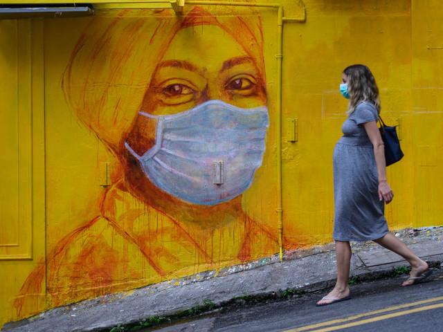 Le port du masque, signe de la différence culturelle entre l'Asie et l'Occident