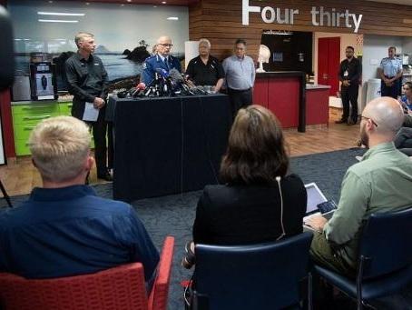 L'armée ira chercher les victimes du volcan en Nouvelle-Zélande