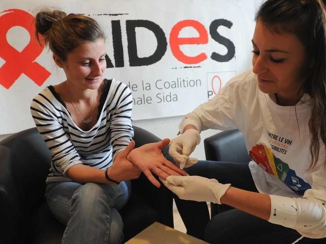 Bordeaux : six lieux pour bénéficier du dépistage du VIH/sida jusqu'à mardi