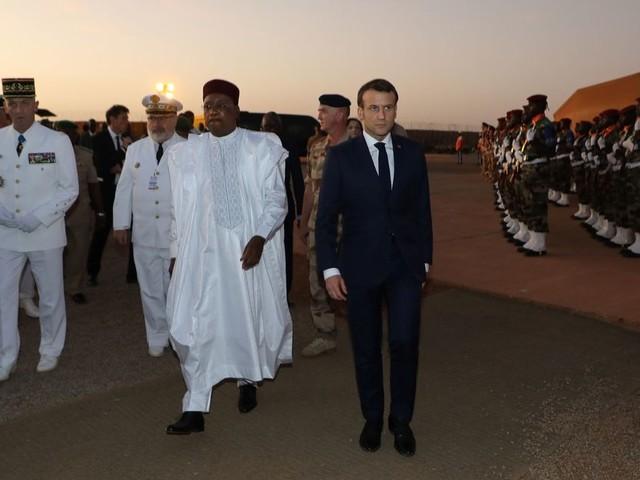 Avec le G5 Sahel, Macron veut gagner la bataille de l'opinion africaine