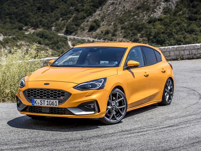 La Ford Focus ST (2019) : toutes les photos de notre essai
