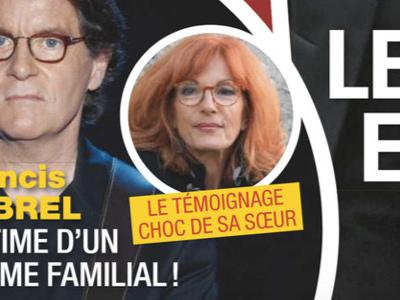 Francis Cabrel, victime d'un drame familial, témoignage choc de sa soeur