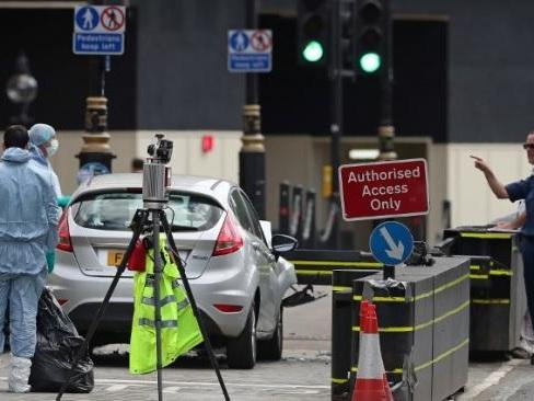 Londres : l'identité du suspect de l'attentat à la voiture-bélier a été révélée