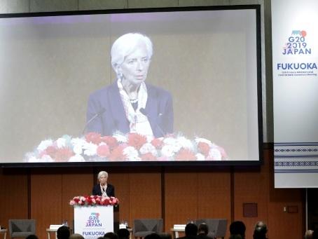 Au G20 Finances, avertissements tous azimuts sur les tensions commerciales