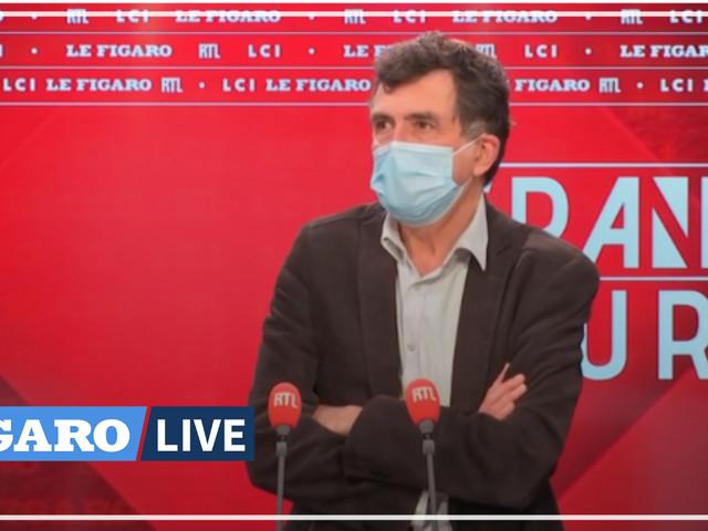 «Le variant anglais pourrait devenir majoritaire en mars», prévient le Pr Arnaud Fontanet