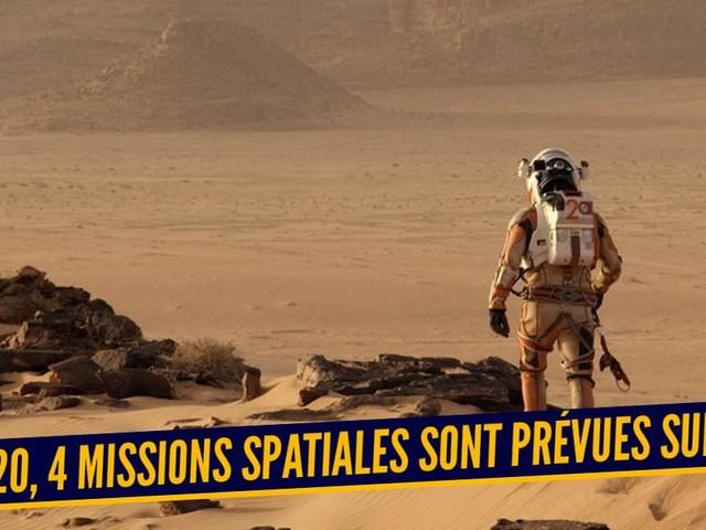 Top 7 des conquêtes spatiales attendues en 2020