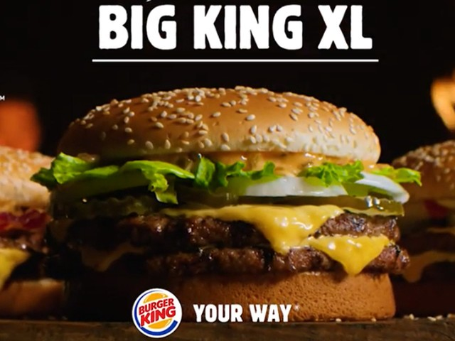 Burger King trolle McDonald's en créant son propre «Big Mac» qu'il offrira gratuitement