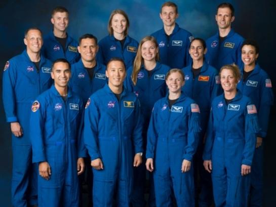 La nouvelle promotion d'astronautes de la Nasa est presque à moitié féminine