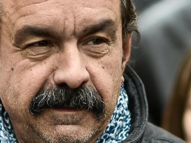 """Coronavirus: Philippe Martinez réclame """"un état de catastrophe sanitaire"""""""