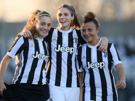 """Juventus: la """"Vieille Dame"""" fait la loi aussi chez les filles"""