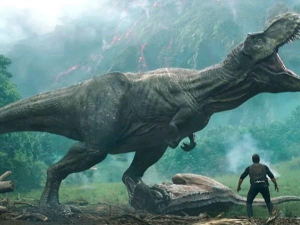 Jurassic World: Fallen Kingdom, la bande-annonce entre film catastrophe et film d'horreur