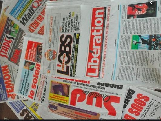 Economie, politique, société et sport au menu de la presse sénégalaise