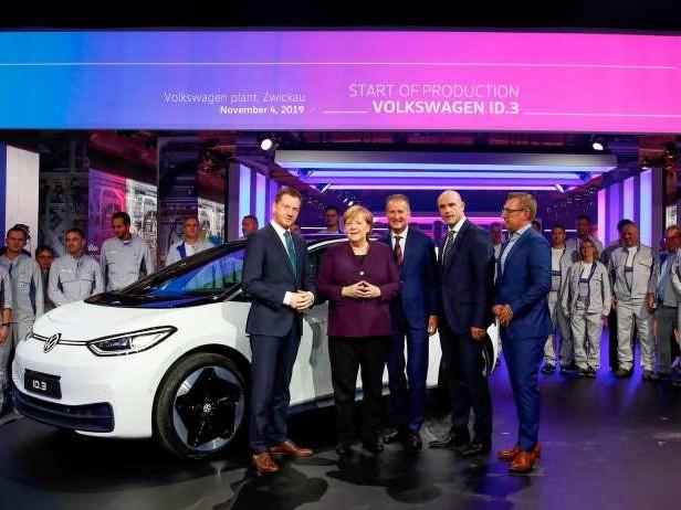 Volkswagen ID.3 (2019): la production a commencé !