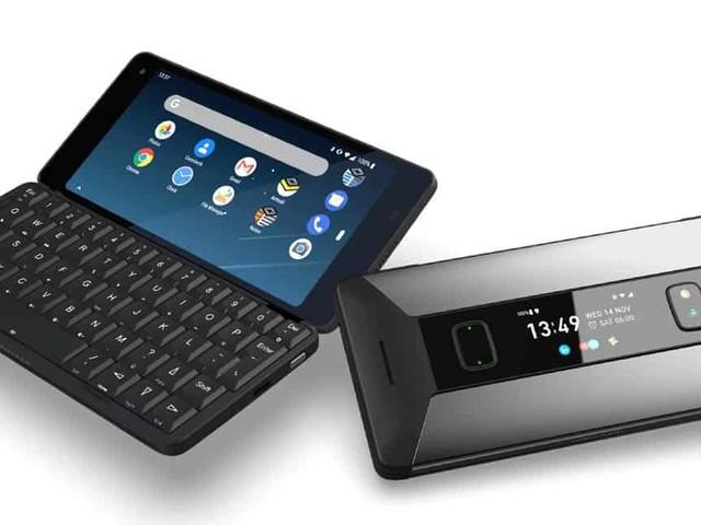 Cosmo Communicator, un smartphone qui démarre sous Android ou Linux