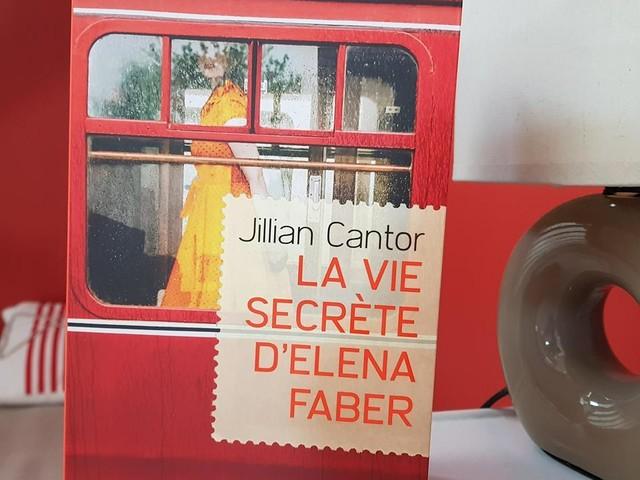 La vie secrète d'Elena Faber - Julian Cantor