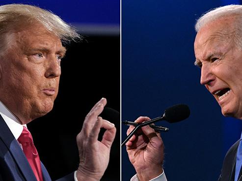 Trump et Biden s'affrontent dans un dernier face-à-face avant le scrutin présidentiel: ce qu'il faut retenir du duel
