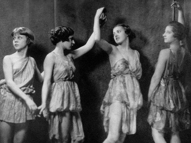 Danse : Elizabeth Duncan, dans l'ombre d'Isadora