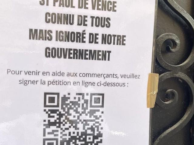Saint Paul de Vence demande un classement en Zone Touristique Internationale