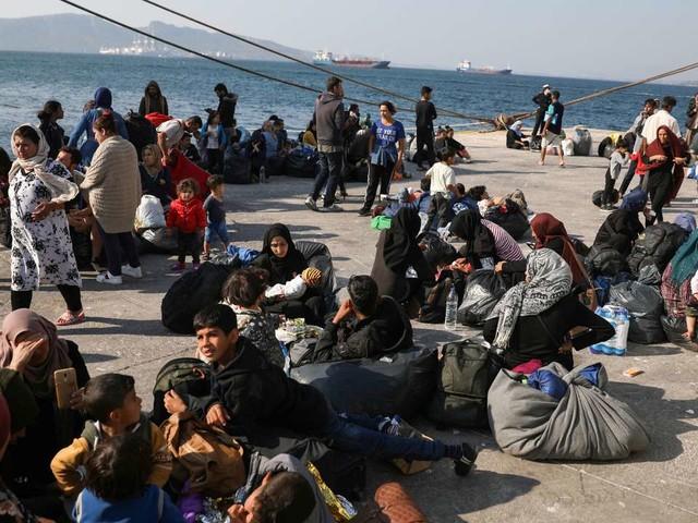 Le Parlement grec adopte une loi controversée sur les demandeurs d'asile