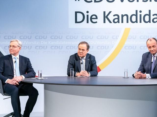 Qui pour prendre la tête de la CDU, le parti d'Angela Merkel et peut-être lui succéder à la chancellerie ?
