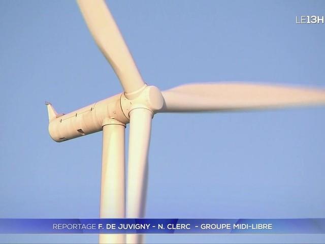 Gard : la mairie de Saint-Gervais prévoit d'ériger sept éoliennes
