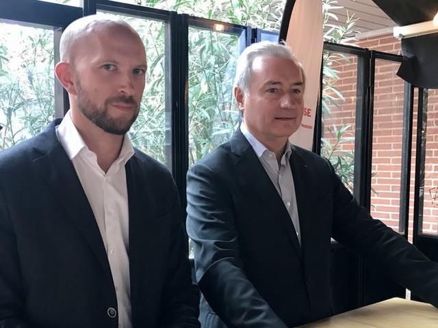 Municipales 2020 : qui est Nicolas Misiak, premier colistier de Jean-Luc Moudenc ?