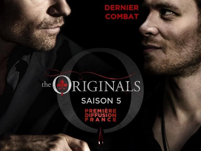 La saison inédite de The Originals programmée dès le 11 mai sur Série Club.