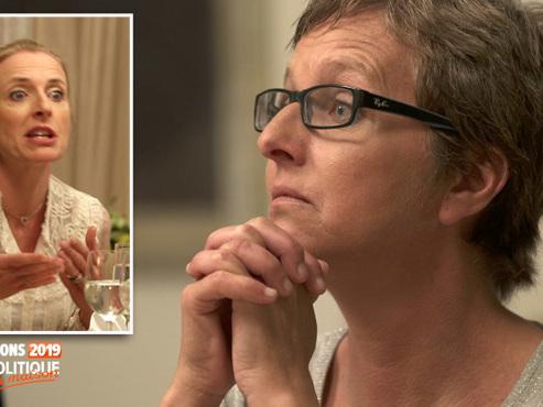 Un politique à la maison: Barbara incrédule quand elle apprend que son salaire correspond au BUDGET ALIMENTATION de Mathieu