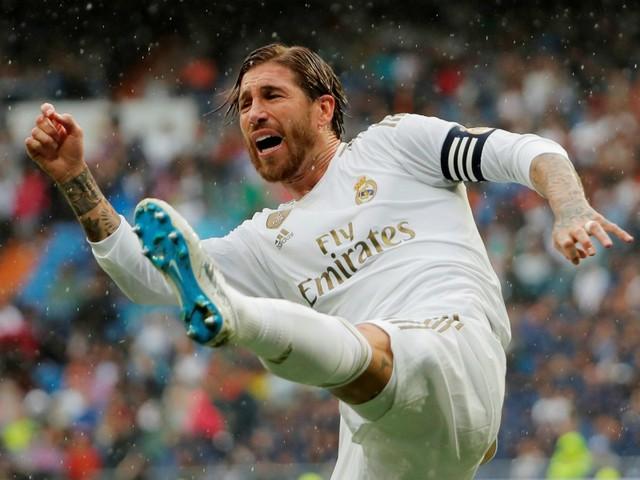 Real Madrid: Ramos touché au genou