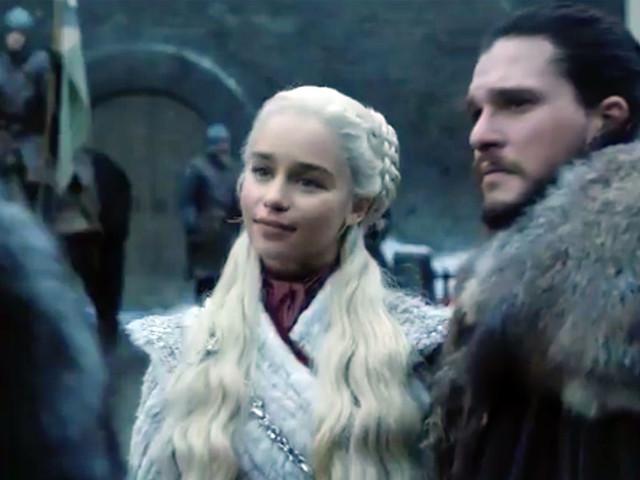 Game of Thrones : des premières images pour la saison 8 avec Jon, Daenerys et Sansa