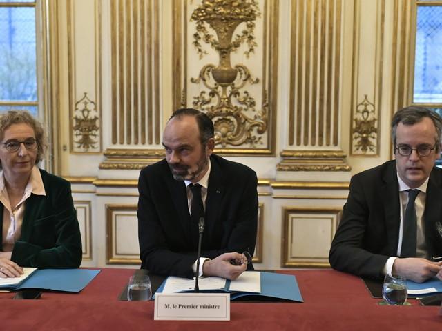 Retraites: nouvelle réunion à Matignon avec syndicats et patronat