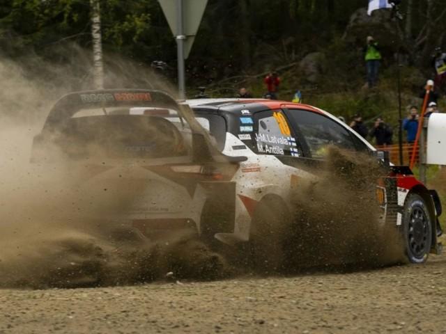Rallye de Finlande: lutte acharnée en tête entre Latvala et Tänak