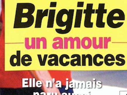 Brigitte Macron, «un amour de vacances, elle est toujours aussi radieuse» (photo)
