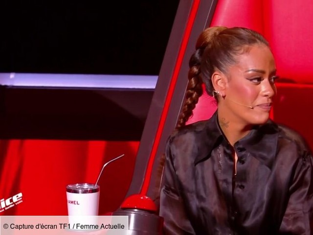 """The Voice"" 2021 : Amel Bent ignorée par un candidat, les coachs interloqués"