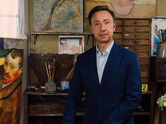 «L'art du crime» : Stéphane Bern acteur dans l'épisode de ce soir