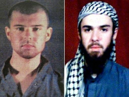 """Trump déplore la sortie de prison du """"taliban américain"""""""