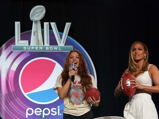 A 50 ans, Jennifer Lopez dans l'arène du Super Bowl