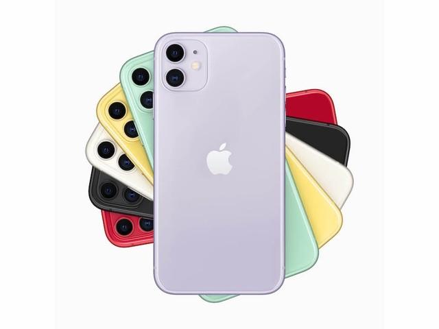 Apple dévoile son iPhone 11 à partir de 809 euros
