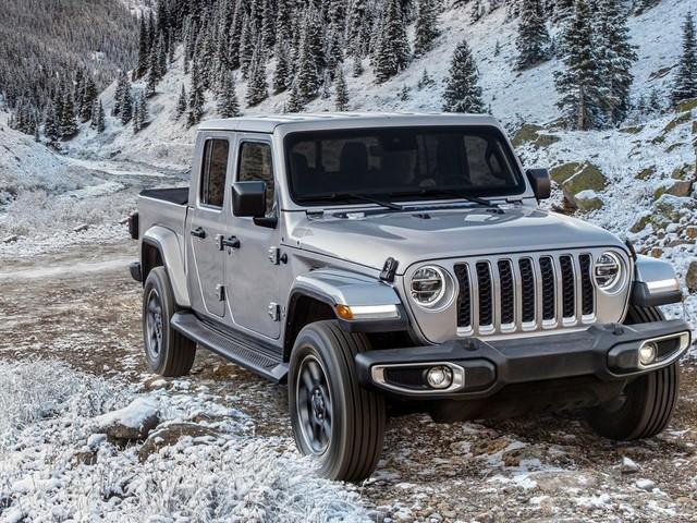 Jeep ajoute des éditions North pour déjouer l'hiver