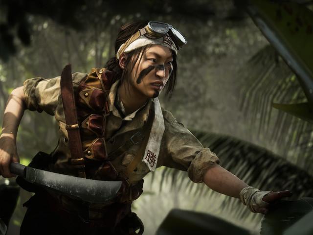 DICE lève le voile sur le chapitre 6 de Battlefield V