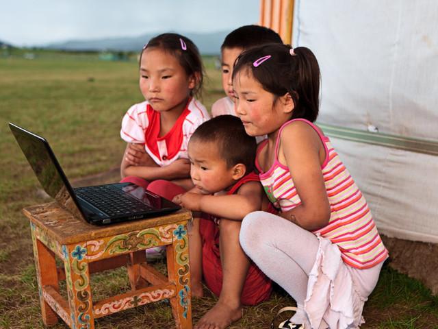Pour avoir droit à une place en maternelle, les enfants sont tirés au sort en Mongolie