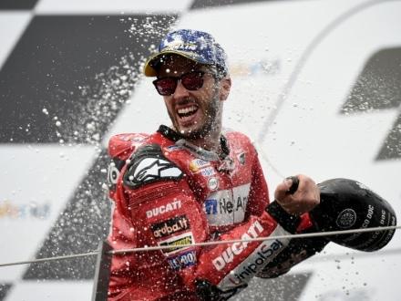 MotoGP: Dovizioso et Ducati pour une confirmation à Silverstone